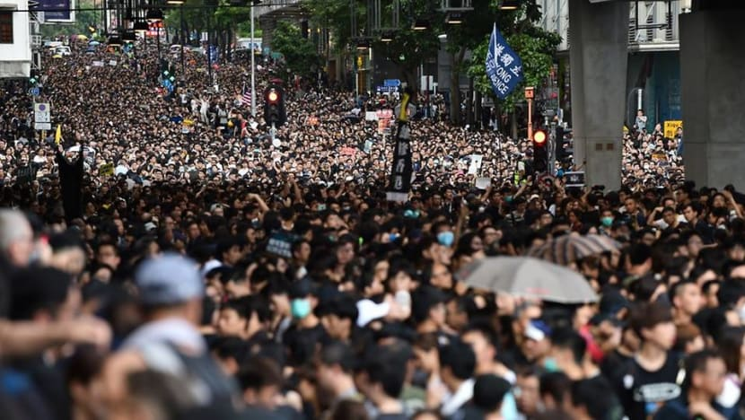 Hong Kong extradition Bill: How it came to be declared 'dead'