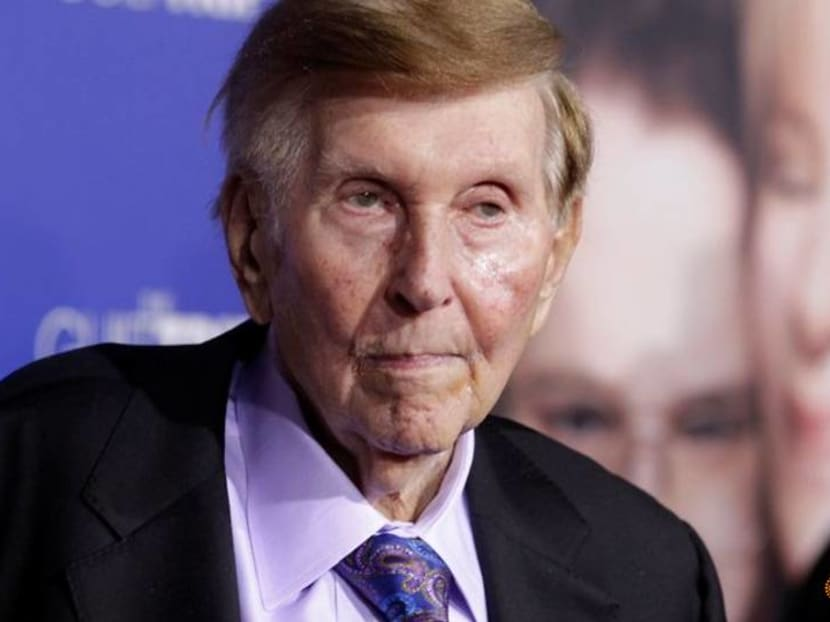 Billionaire Sumner Redstone, media mogul who headed Viacom, dead at 97