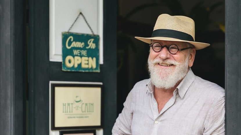 Creative Capital: How this former optician started a Panama hat business in Singapore