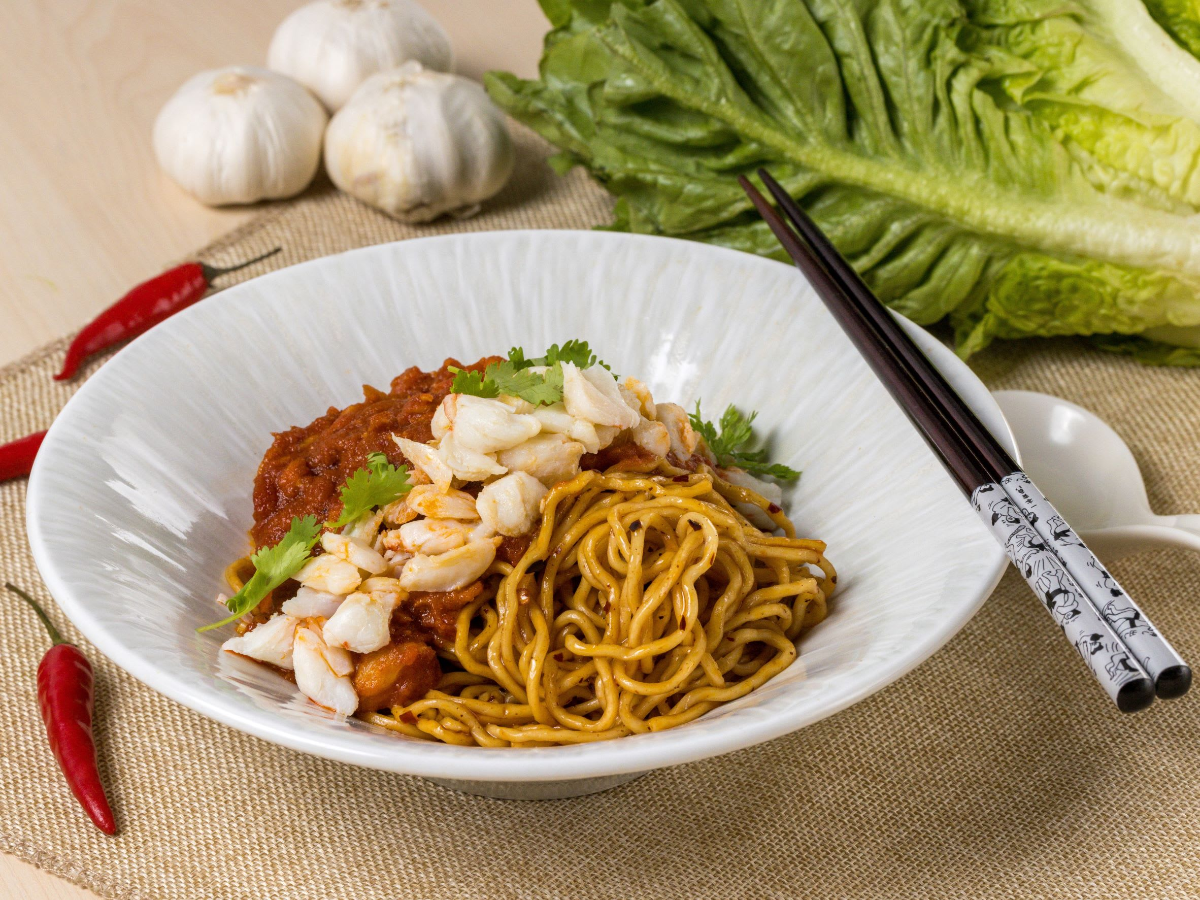 Singapore cuisine goes sustainable while celebrating its rich gastronomic heritage and flavours