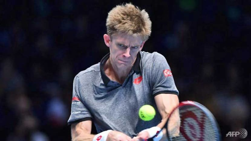 Tennis: Anderson wins battle of giants with Pune ATP title