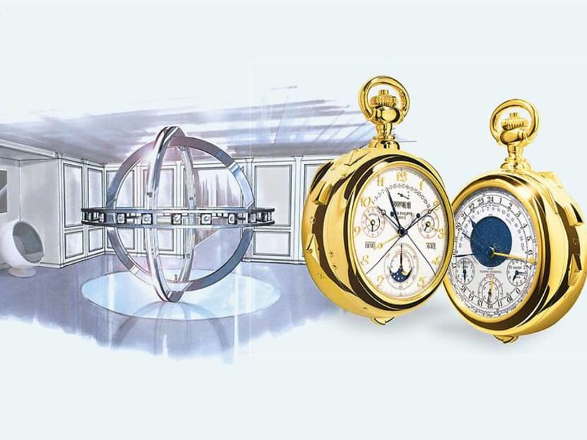Singapore's Patek Philippe exhibition will be bigger than New York or London
