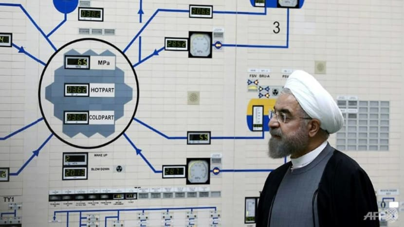 Commentary: Iran nuclear deal hangs by a thread. Will it be pushed to develop the bomb?