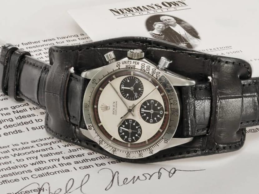 Hammer time: The 7 most expensive wristwatches ever sold at auction