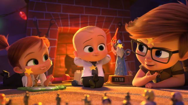 """""""The Boss Baby 2: Family Business"""" 奋力守护可贵的亲情"""