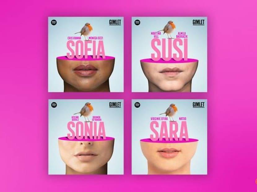 Sara, Sonia, Sofia: Spotify plans local versions of hit podcast 'Sandra'
