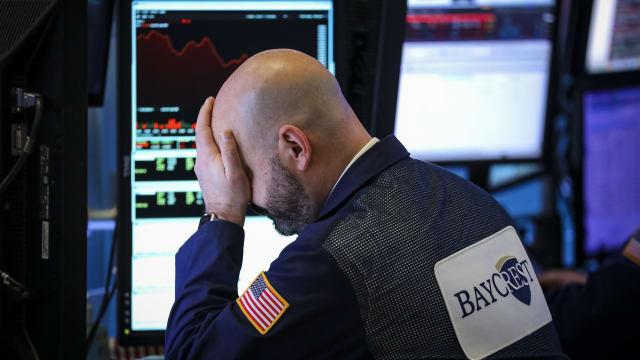 美股暴跌 三大股指都下跌超过1%