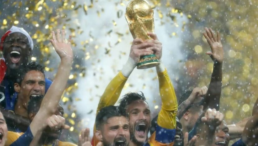 Singapore among 5 nations to be part of 'technical working group' looking into 2034 World Cup bid