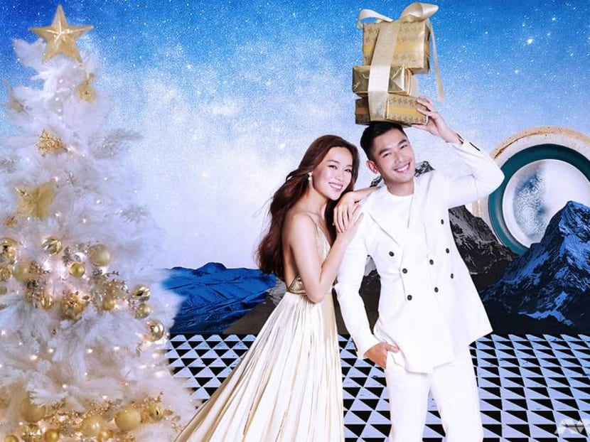 'A gift and a lesson': Rebecca Lim and Elvin Ng reflect on 2020 this Christmas season