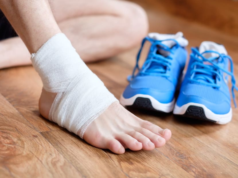 Like to jog or wear heels? Here's why you should take sprained ankles seriously