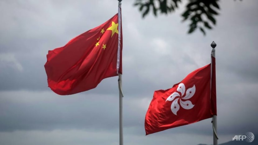 Beijing expresses 'strong dissatisfaction' with G7 on Hong Kong
