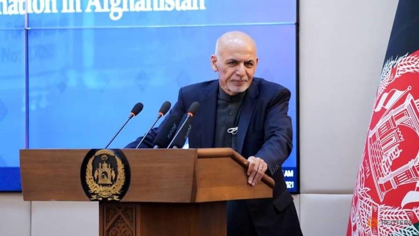Afghan president dismisses interior minister amid spate of attacks