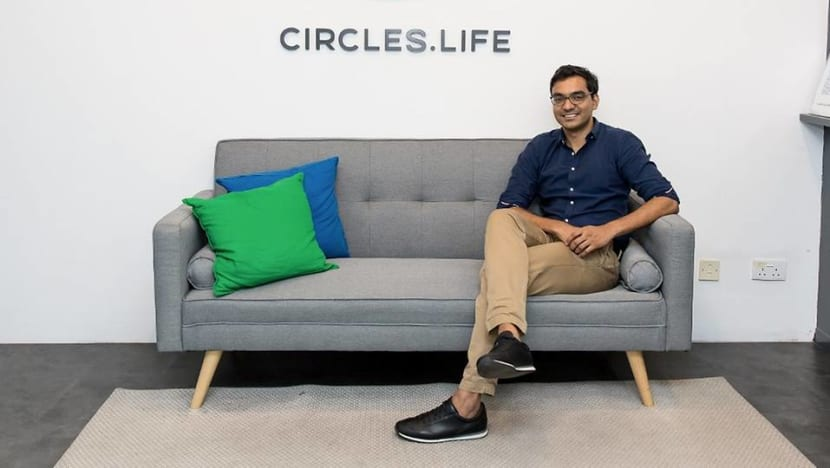 'Future of telco industry is not telcos': Circles.Life's co-founder shares how AI, data will shape its strategy