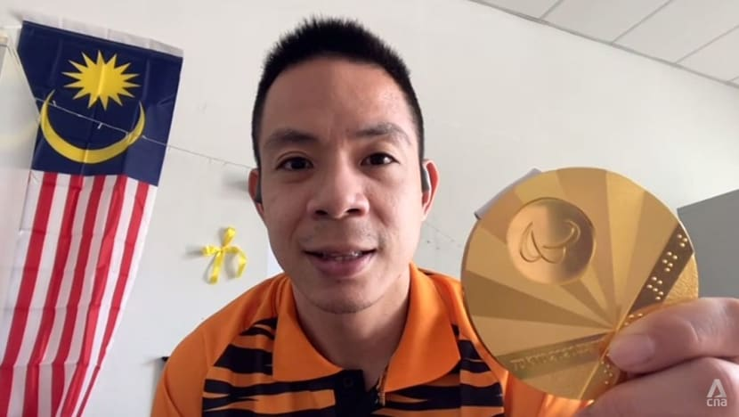 After 18-year wait for badminton to feature in Paralympics, Malaysia's Cheah Liek Hou strikes gold