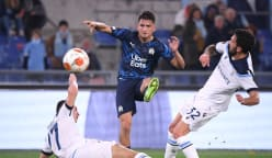 Marseille v Lazio stalemate, Red Star held by Midtjylland