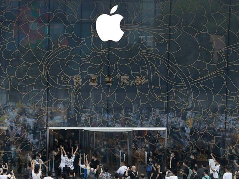 Apple is the world's most valuable company, worth almost US$2 trillion