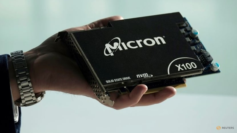 Micron sees dip in chip demand as PC makers face parts shortages