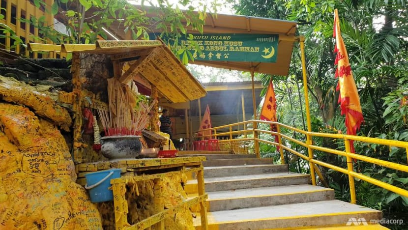 Visitor limits, COVID-19 safe management measures in place for Kusu Island pilgrimages