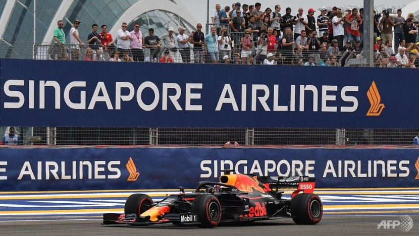 Formula 1: Singapore Grand Prix cancelled for second year in a row amid COVID-19 pandemic