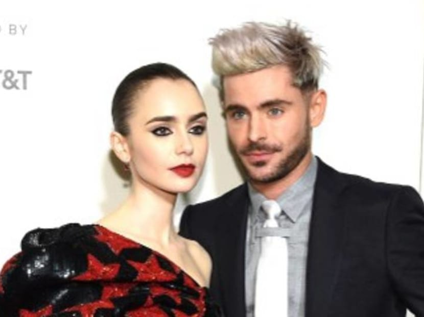 Boo! Lily Collins thinks she was visited by ghosts while filming serial killer movie