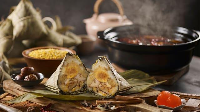 挑战你的味蕾 新故乡推出麻辣鸡肉粽