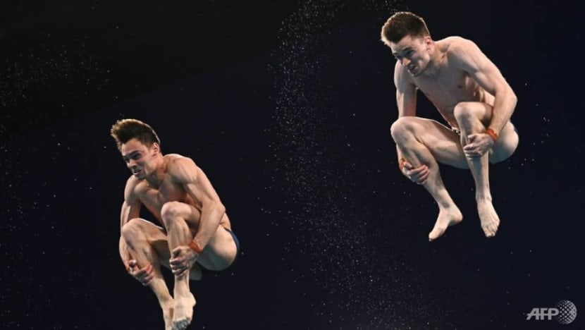 Emotional Daley remembers late father after Olympic diving gold