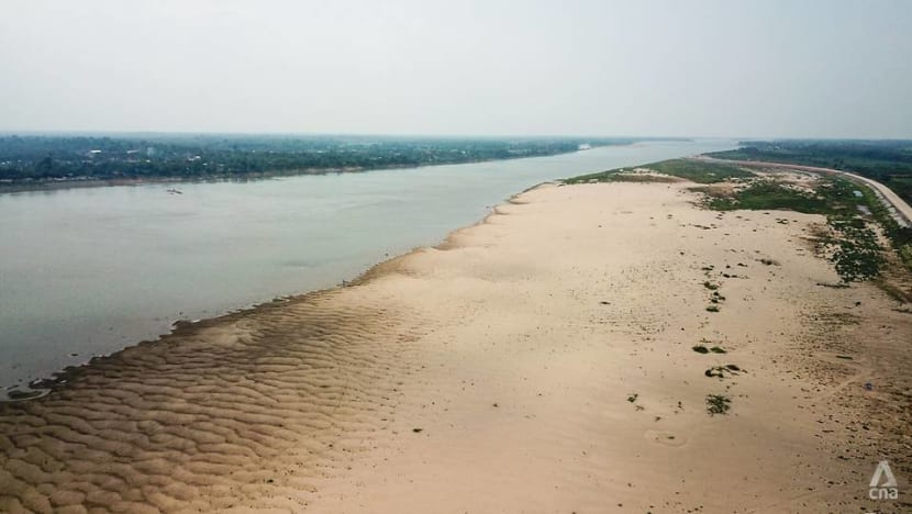 'Nothing about the Mekong is normal now': Anger along Southeast Asia's great river as water levels become unpredictable