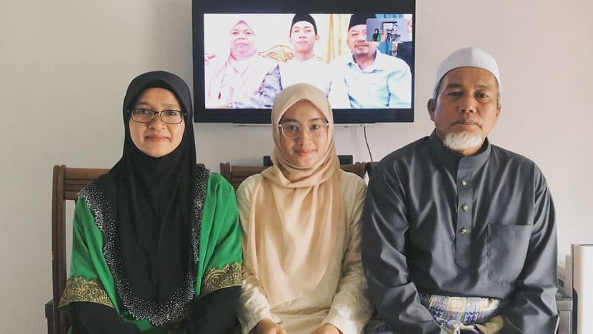 Malaysian couple opts for Skype wedding amid COVID-19 curbs - in their respective homes
