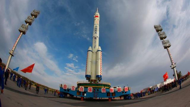 中国后天发射神舟十三号载人飞船
