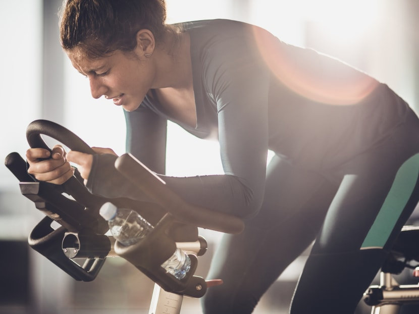 Can four seconds of exercise make a difference? The answer seems to be yes