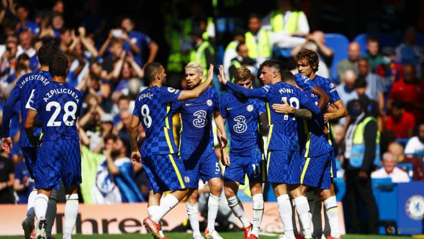 Chelsea find scoring touch, with Lukaku waiting in the wings