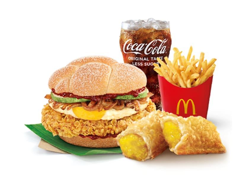 McDonald's to bring back Nasi Lemak Burger ahead of Ramadan