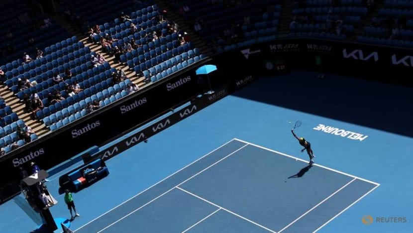 Australian Open to continue without crowds: Organisers