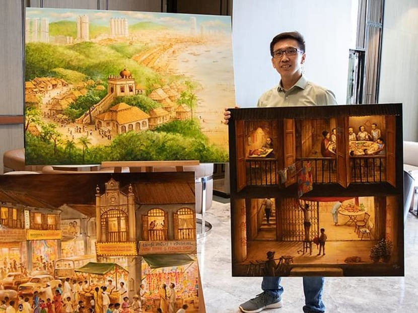 Love Yip Yew Chong's murals? See more of his works at this Singapore hotel
