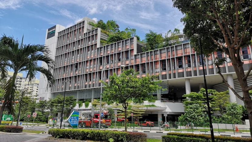 260 people evacuated after fire at Kampung Admiralty retirement complex