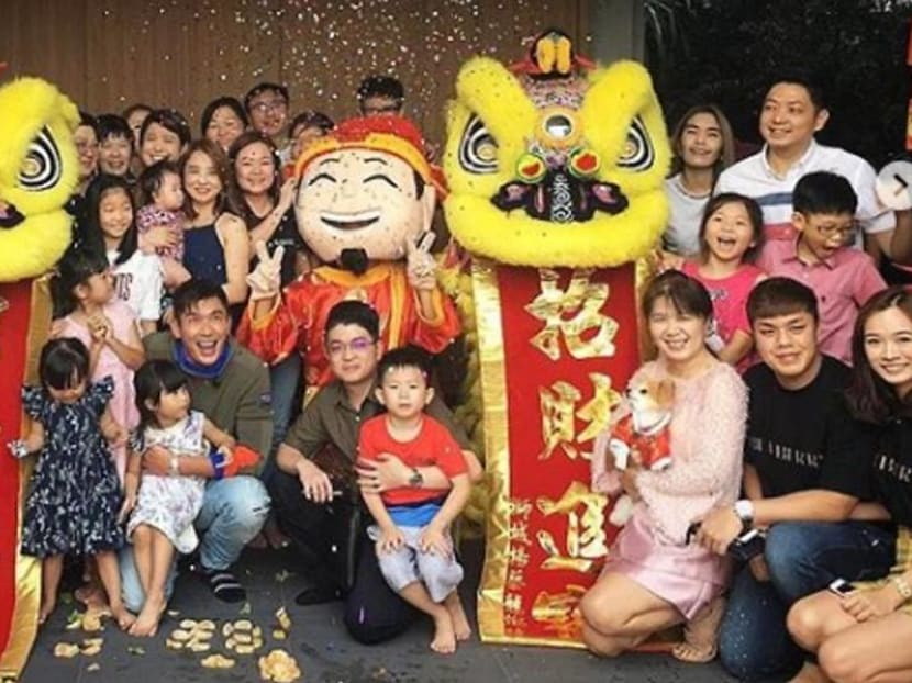 Gong xi, gong xi: How Singapore celebrities ushered in the Year of the Pig