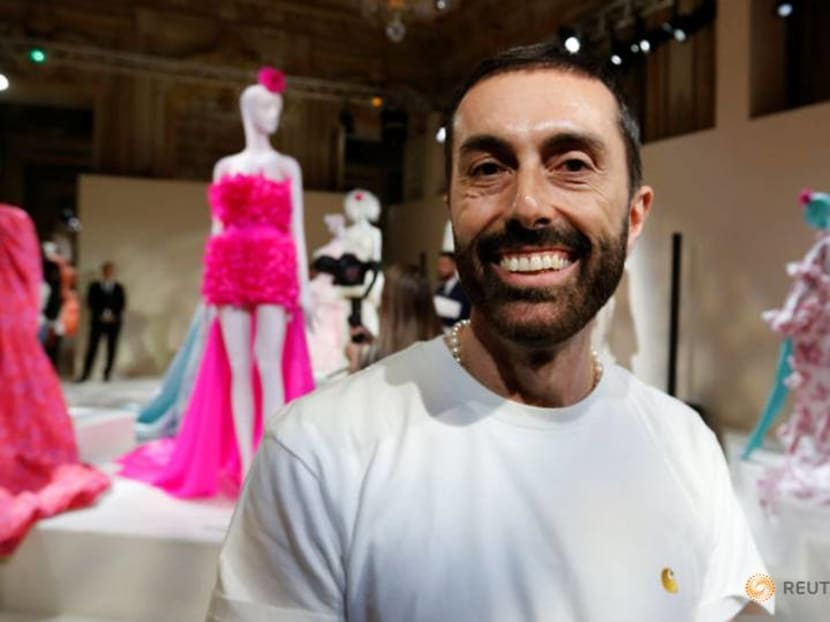 Who needs models at Paris fashion week? This designer brought out mannequins instead