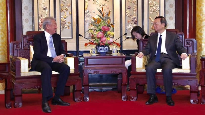 Singapore hopes to improve relationship with China even further: DPM Teo