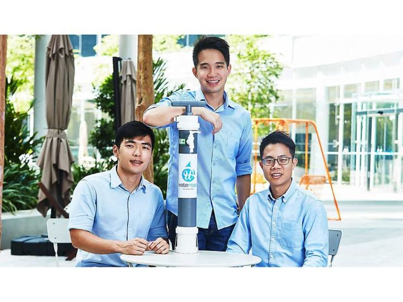 This Singapore social enterprise brought clean water to more than 88,000 people