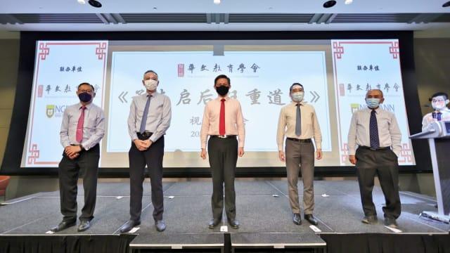华教会与华助会将推出计划 奠定孩子华文与文化基础