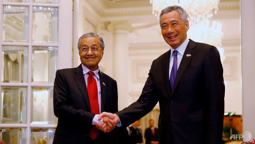 PM Lee to meet Malaysia's PM Mahathir in April for 9th Leaders' Retreat