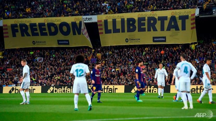 Football: Barcelona, Real Madrid eye Dec 18 date for postponed Clasico