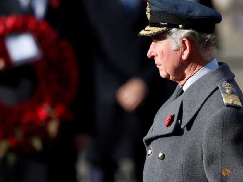 Britain's Prince Charles to take part in German remembrance ceremony