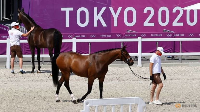 FOCUS ON-Equestrian sports at the Tokyo Olympics