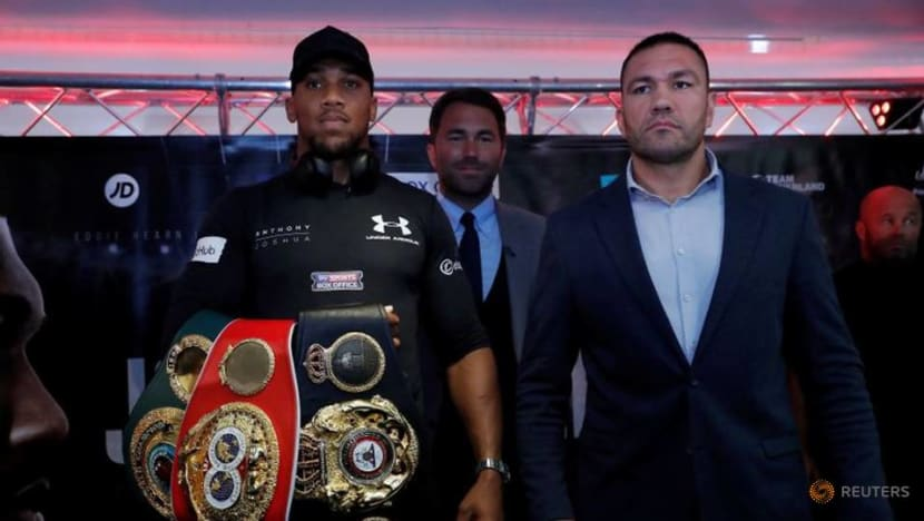 Boxing: Pulev says Joshua fight is set for London on Dec 12
