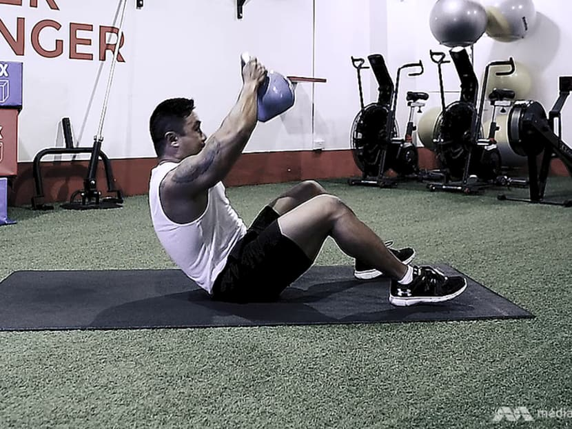 Next-Level Workout: How to get six-pack abs and strengthen your core