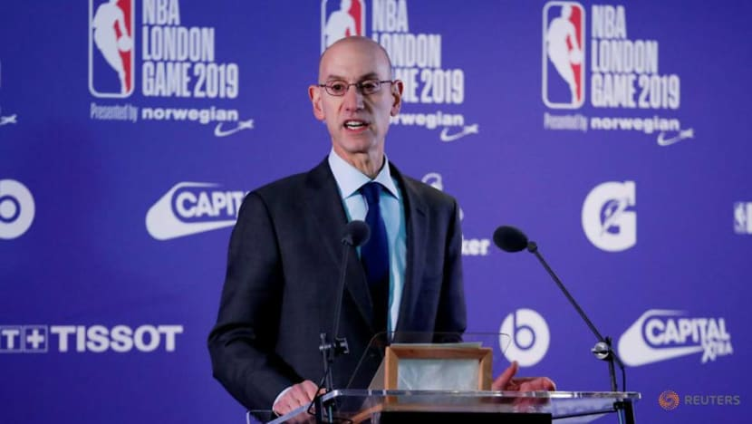 'We are not apologising' over Hong Kong tweet: NBA chief