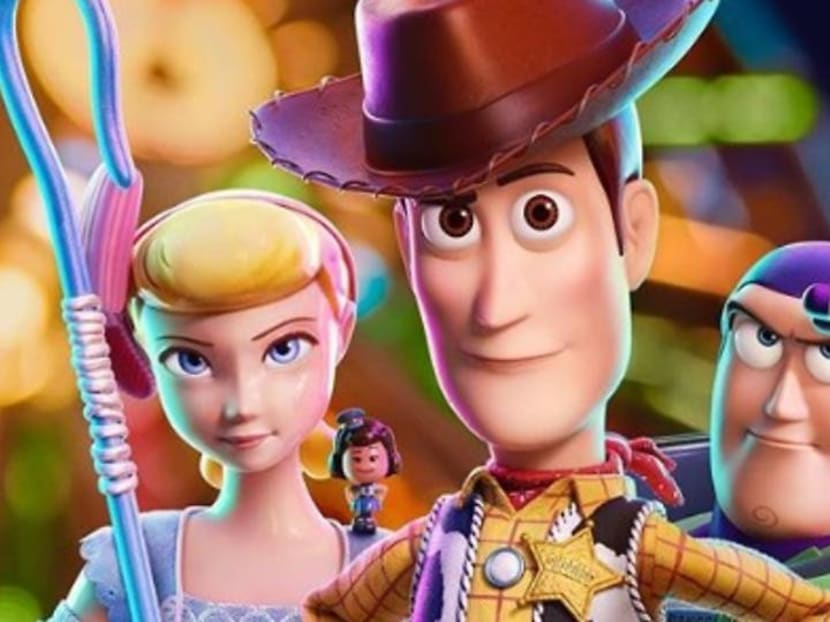 Disney-Pixar's Toy Story 4 tops US box office for second weekend