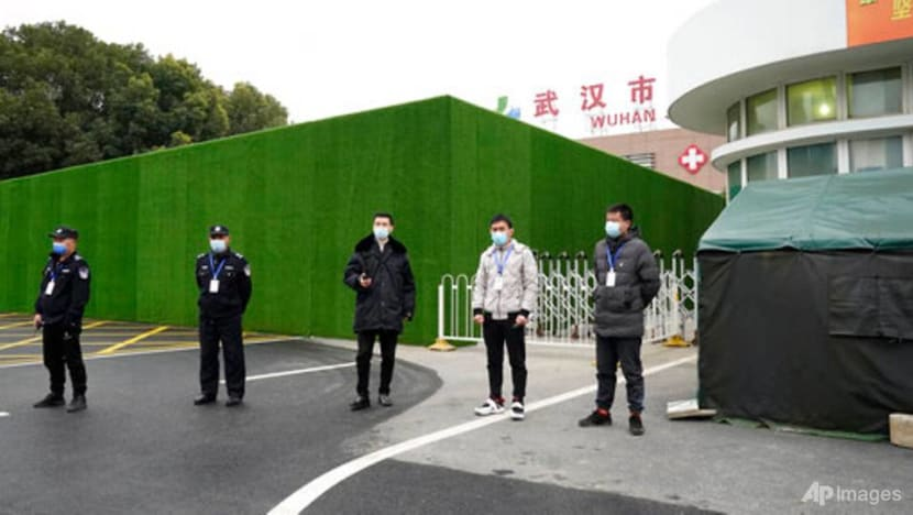 WHO team visits second Wuhan hospital in COVID-19 investigation