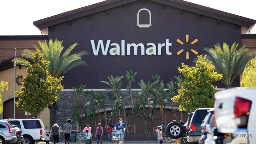 Walmart beats on profit, posts record online sales on pandemic boost